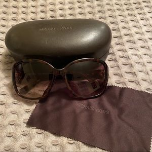 Michael Kors Tortoise Shell Sunglasses